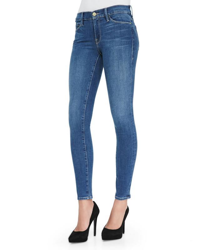 Frame Culver Le Skinny De Jeanne Skinny Jeans