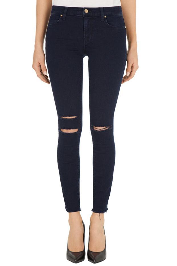 J Brand 8227 Photo Ready Ankle Skinny Jeans
