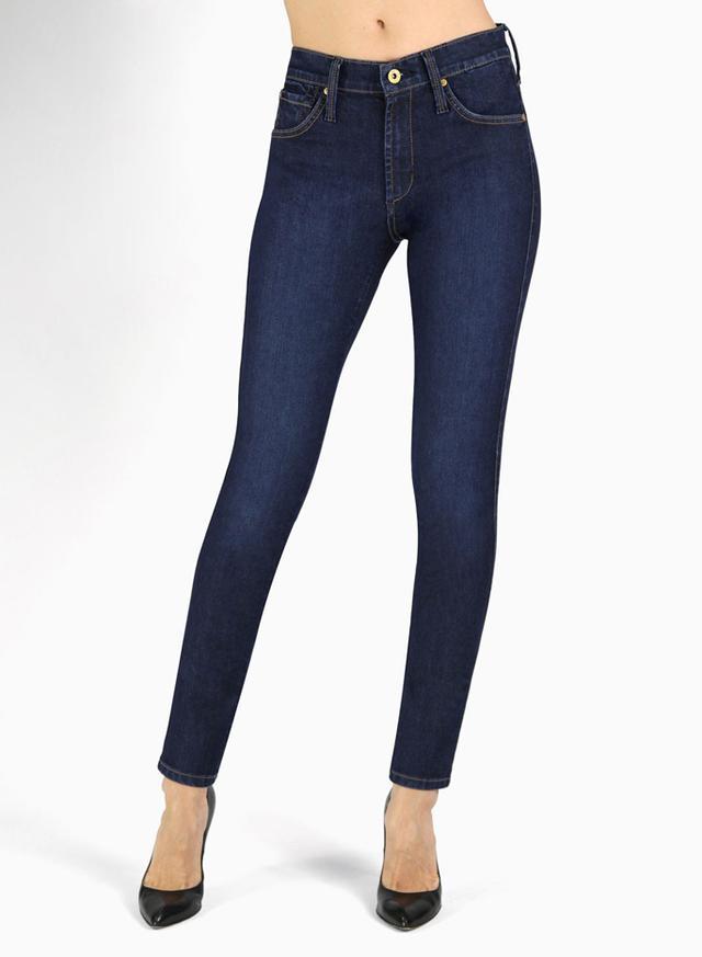 James Jeans High Class Skinny Dilemma Contrast Jeans