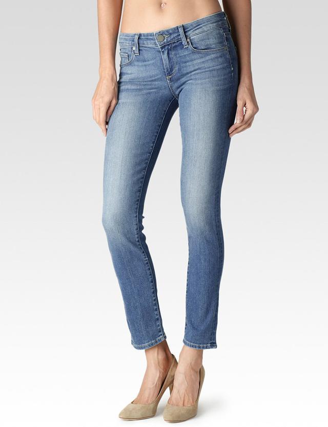 Paige Skyline Angle Peg Jeans