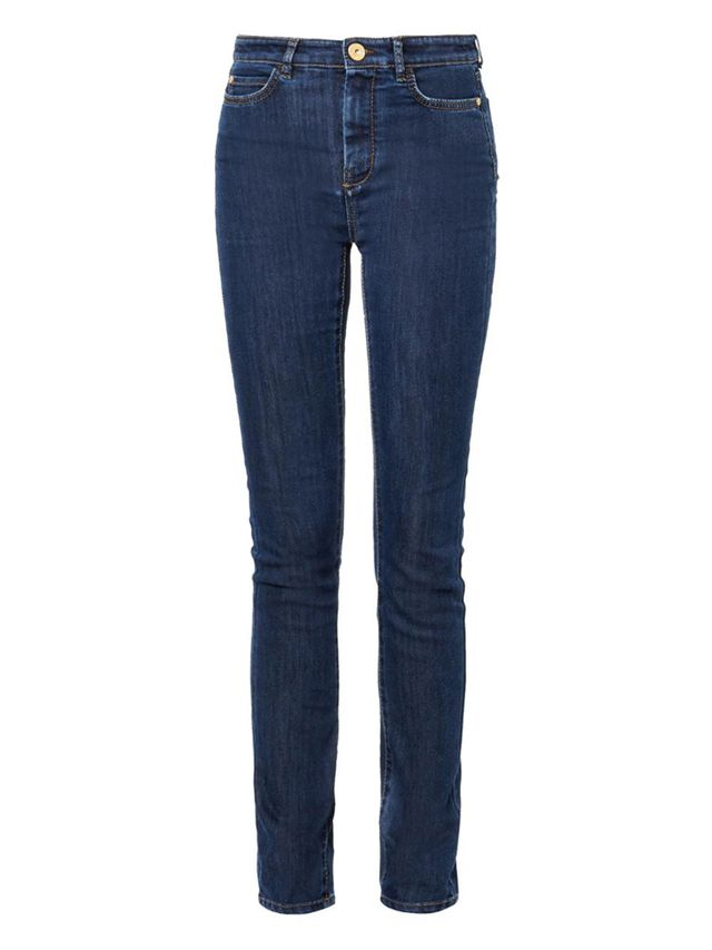 Weekend Max Mara Vermut High-Rise Straight-Leg Jeans