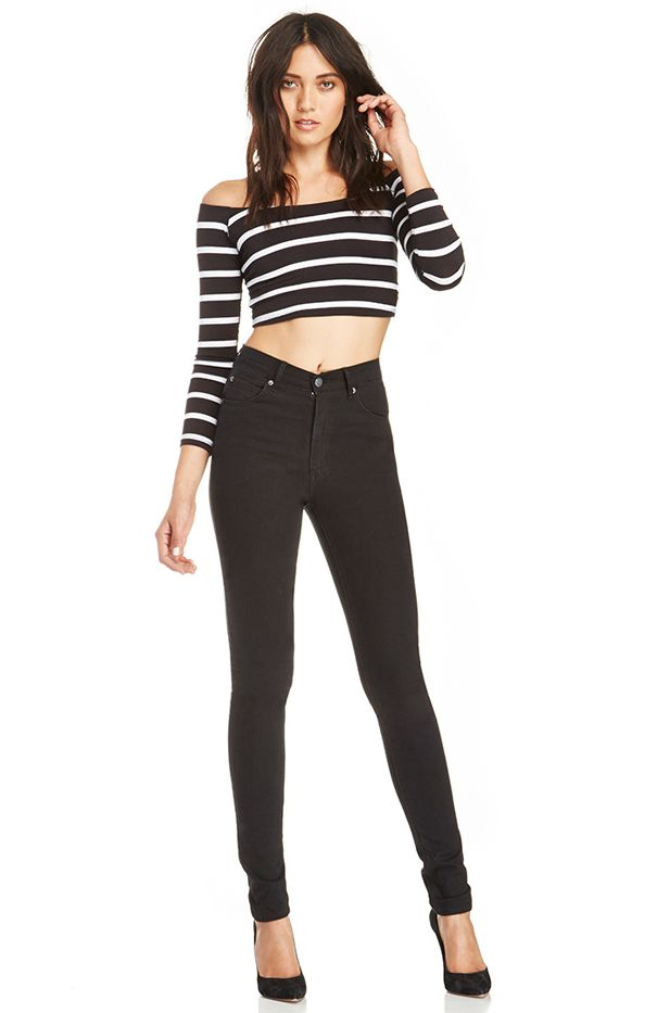 Cheap Monday Second Skin Very Stretch Jeans
