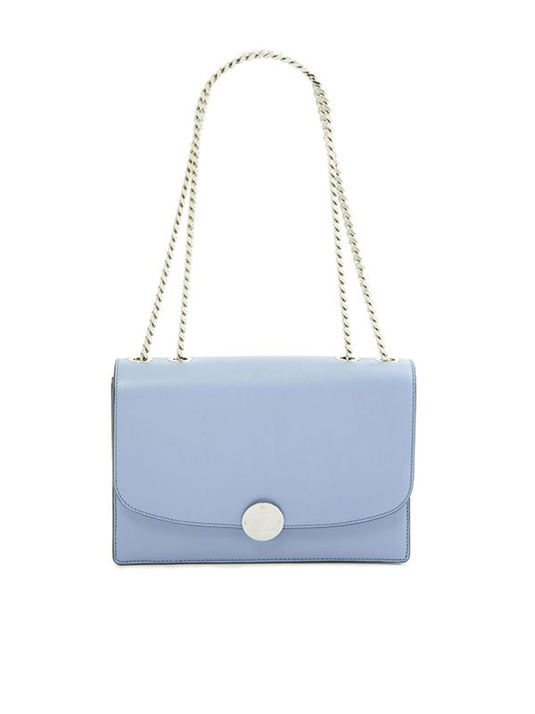 Marc Jacobs Box Calf Trouble Bag