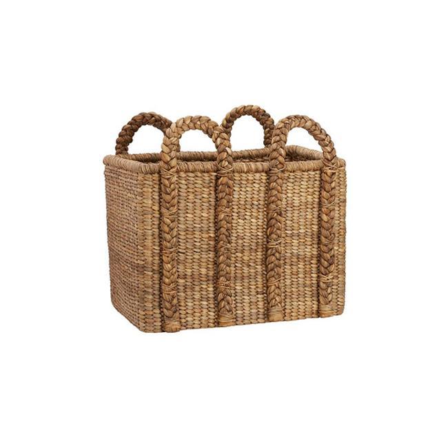 Pottery Barn Beachcomber High Rectangular Basket