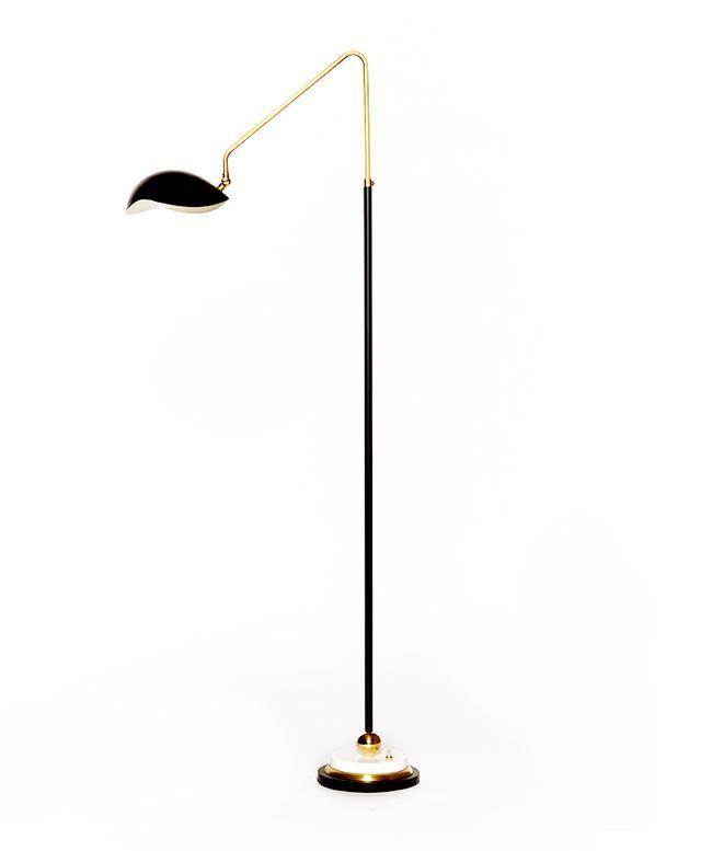 Parachute Market Jason Koharik J Arm Floor Lamp
