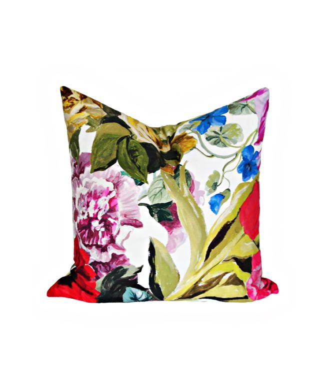 Arianna Belle Orangerie Rose Pillow