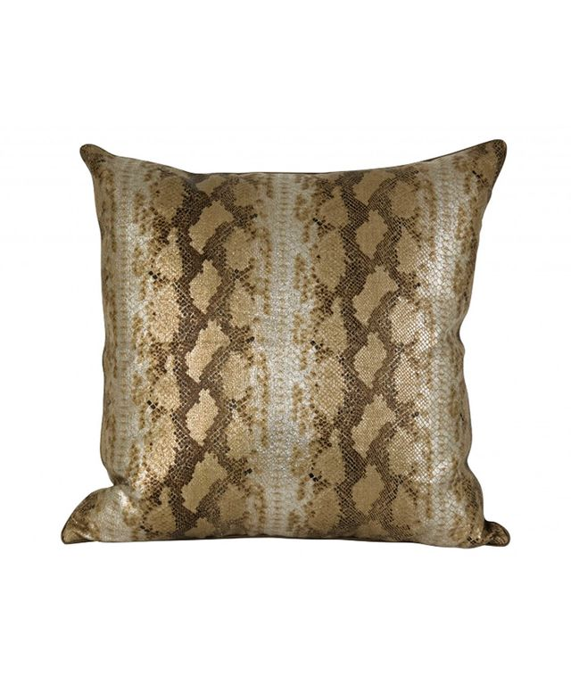 Jayson Home Snakeskin Linen Pillow