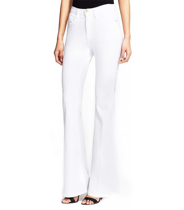 Frame Denim Le Flare High Waist Jeans