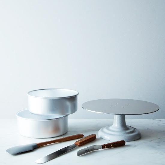 ATECO Complete Cake Tools