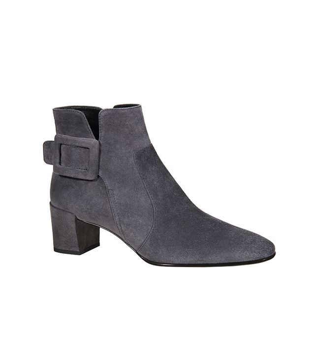 Roger Vivier Polly Ankle Boots