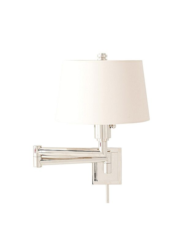 Serena & Lily Mason Swing-Arm Sconce