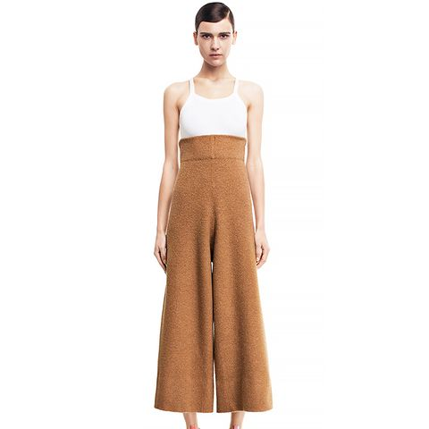 Boiled Camel Culottes