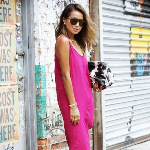 Sincerely Jules Pink Dress