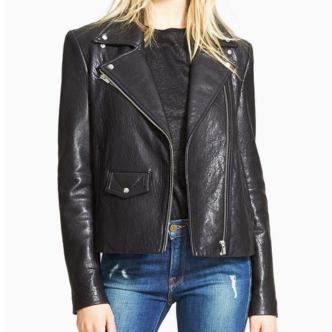 Lazer Classic Leather Moto Jacket