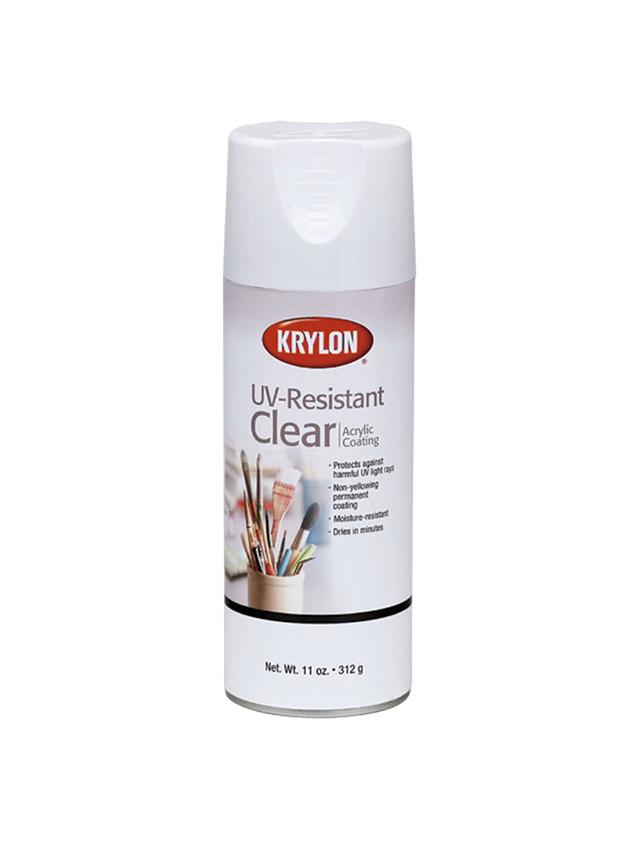 Jo-Ann Krylon UV- Resistant Acrylic Coating Aerosol