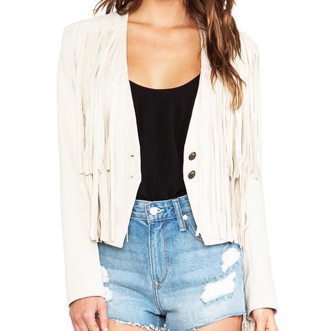 Knox Fringe Jacket