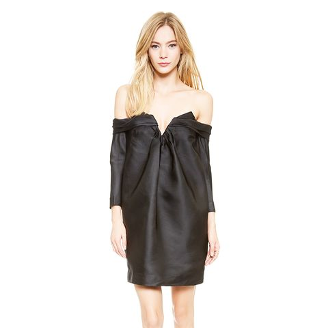 Tempo Off Shoulder Dress