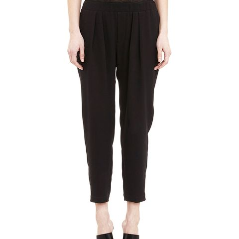 Slouchy Pull-On Pants