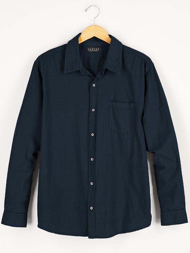 Velvet Myles Woven Shirt