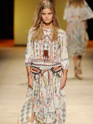 The '70s Are Alive and Well at Etro S/S 15