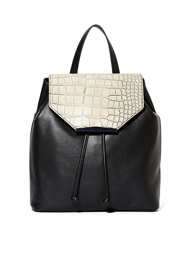 Nasty Gal Sloane Mini Backpack