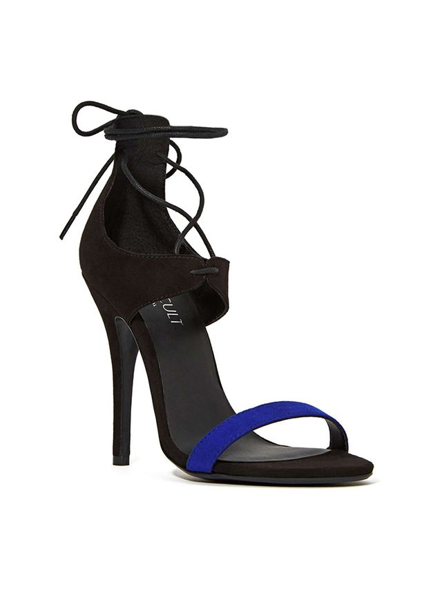 Shoe Cult Midnight Oil Heels