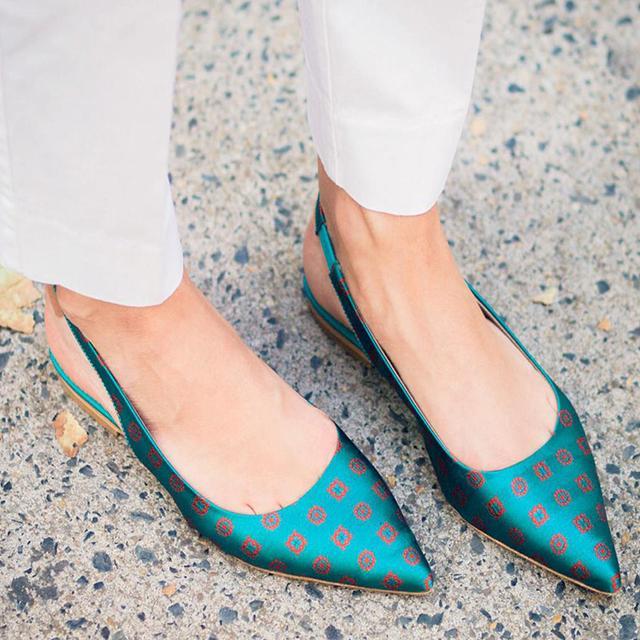 11 Stylish Ways to Wear Flats This Season