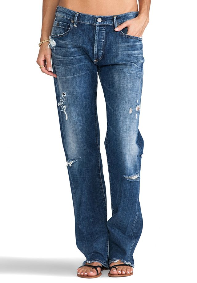 Citizens of Humanity Frankie Relaxed Jeans