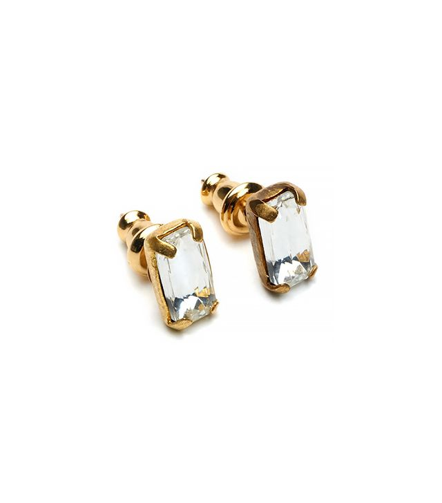 Serefina Crystal Stud Earrings