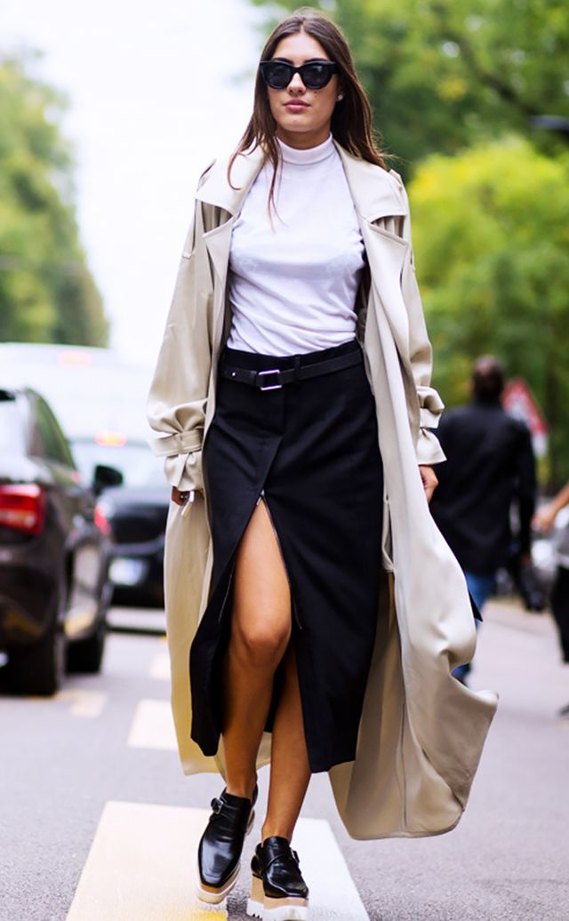 Unexpectedly Cool Ways to Wear a Trench Coat