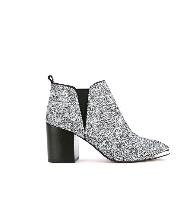 Report Toby Metal Toe Ankle Boots