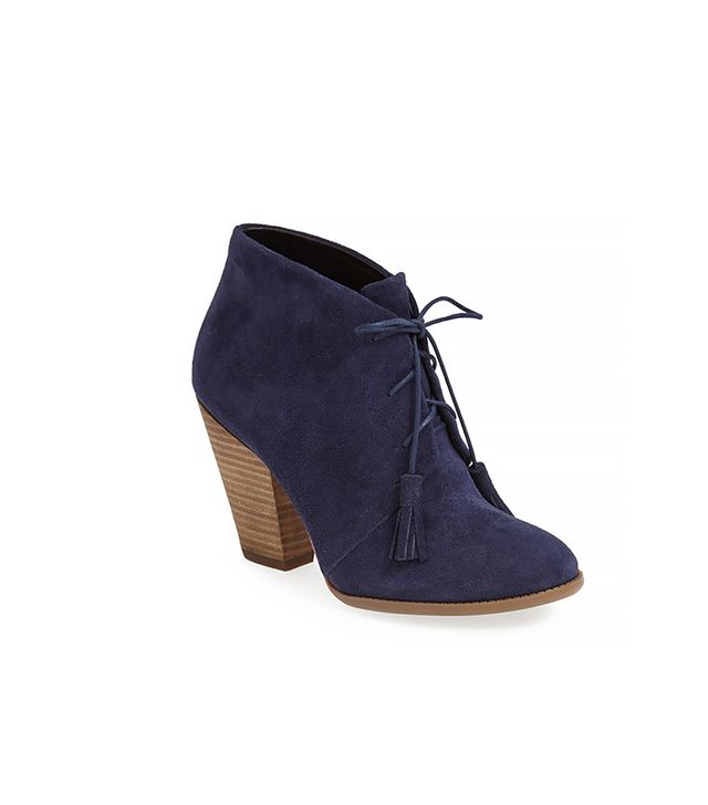 Sole Society Tallie Lace-Up Booties