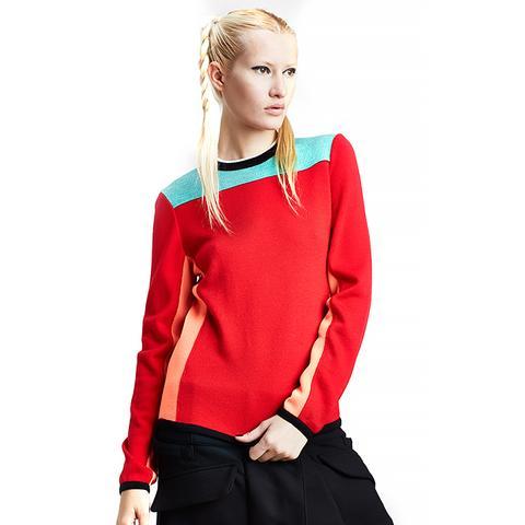 Nylon Gia Sweater