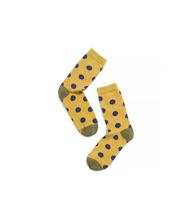 Hansel from Basel & Madewll Trouser Socks