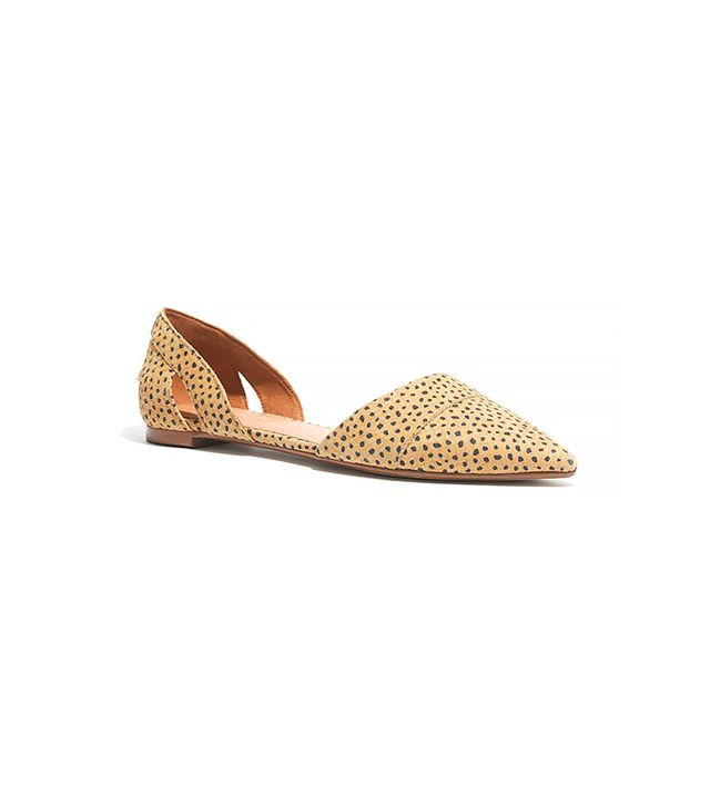 Madewell The d'Orsay Flat in Spot Dot