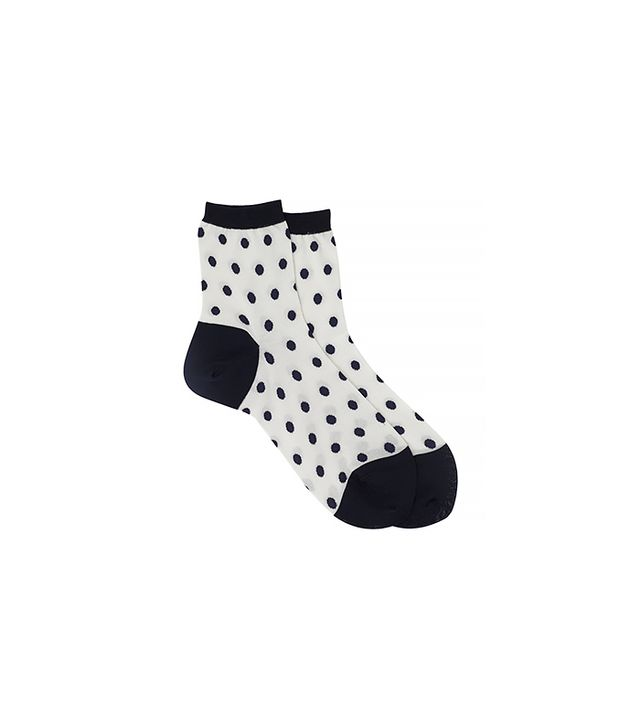 Antipast Polka Dot Ankle Socks