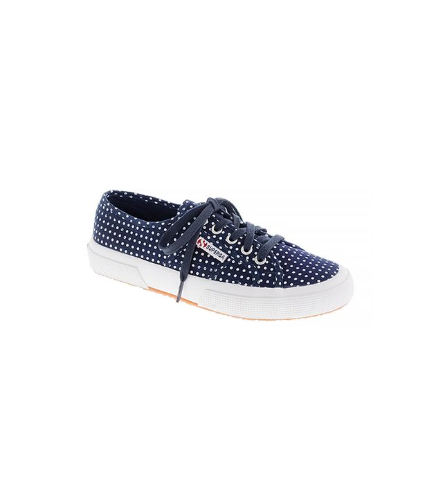 Superga 2750 Polka-Dot Sneakers