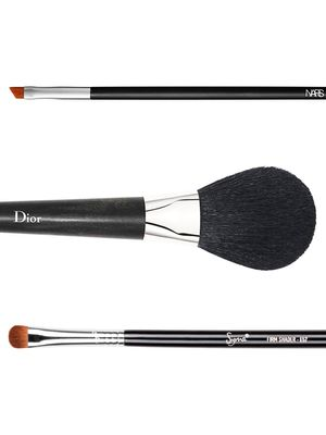 The Only Makeup Brushes You Really Need