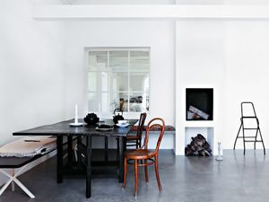 Tour a Swedish Farm House With Chic Style