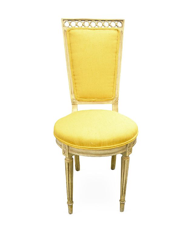 One Kings Lane French Directoire Chairs