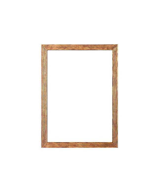 Restoration Hardware Louis XVI Gilt Mirror