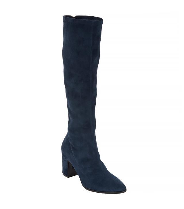 Balenciaga Zip Animation Knee Boots