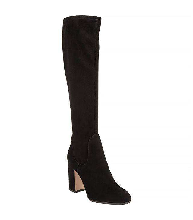 Gianvito Rossi Stretch Knee Boots
