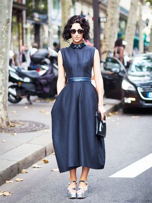 What Shoes to Wear With Every Type of Dress This Fall