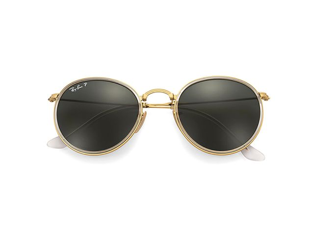 Ray Ban Round Folding Classic Sunglasses
