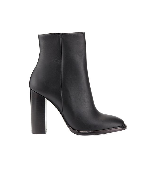 Vince Overton Leather Booties