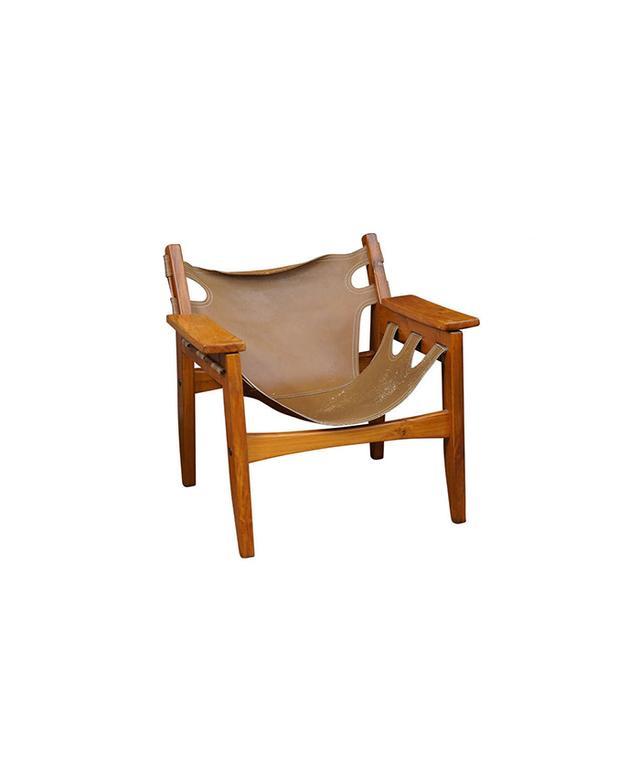 1st Dibs Pair Kilin Lounge Chairs