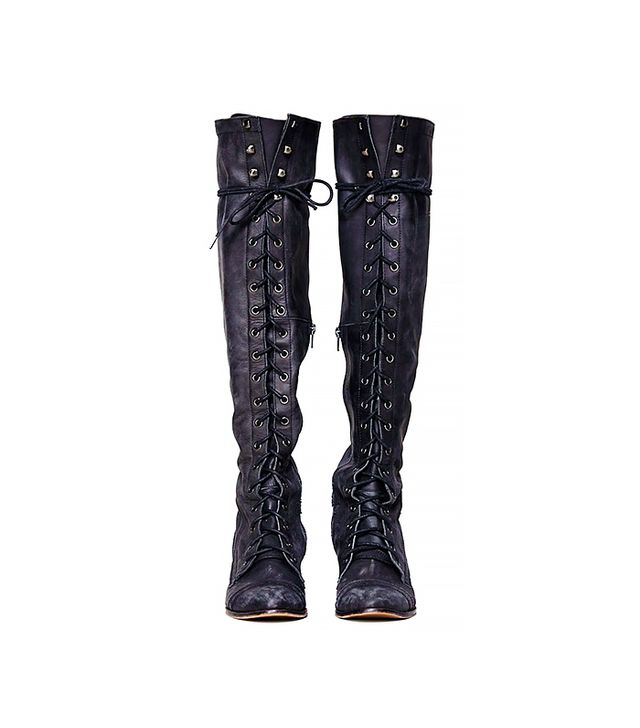 Free People Joe Lace-Up Boots