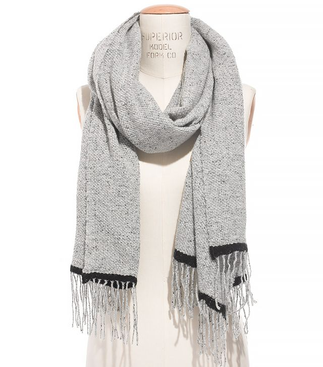 Madewell Pepperweave Scarf