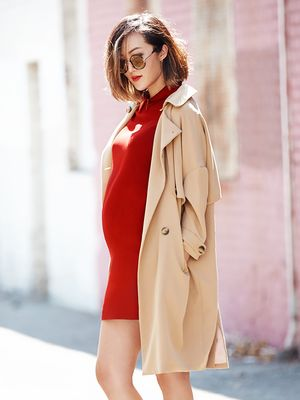 4 Ways to Wear Fall's It-Colour With Chriselle Lim